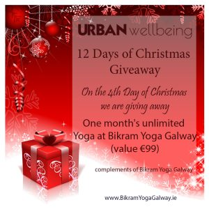 4th Day of Christmas   URBAN wellbeing